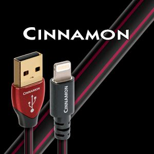 Audioquest Cinnamon USB - kabel A na Lightning
