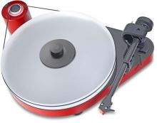 Pro-ject RPM 5 Carbon Red + Quintet Red