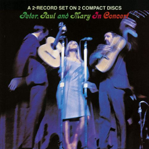 Peter, Paul and Mary - In Concert (2LP)