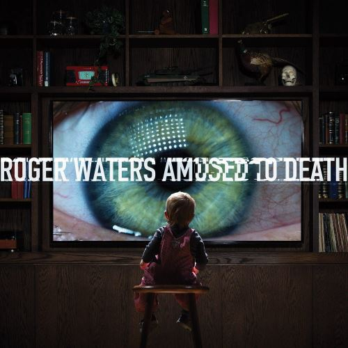 Roger Waters - Amused to Death (2LP)