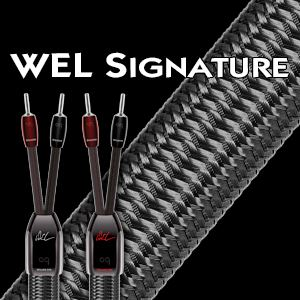 Audioquest WEL Signature  speaker cable 2,5m FR