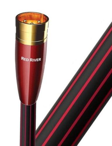 Audioquest Red River XLR